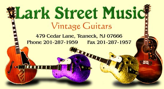 [Lark Street Music On-Line]